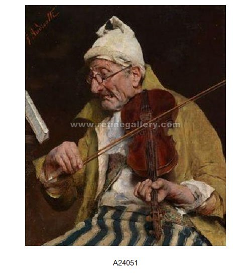 Federico Andreotti Paintings Wholesale Oil Painting