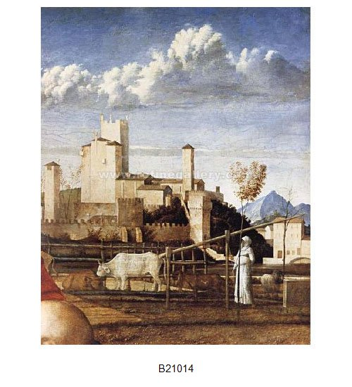 Gentile Bellini Paintings Wholesale Oil Painting