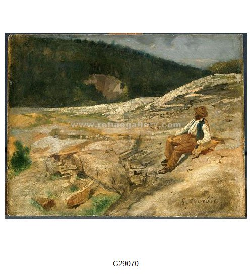 the french artist gustave courbet essay The structure of beholding in courbet's in a recent essay in this 7 t j clark, image of the people: gustave courbet and the second french.