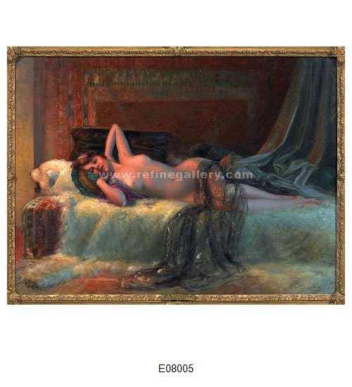 Delphin Enjolras Paintings Wholesale Oil Painting