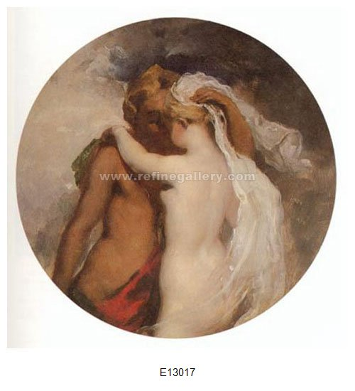 William Etty Paintings Wholesale Oil Painting