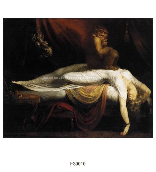 henry fuseli paintings