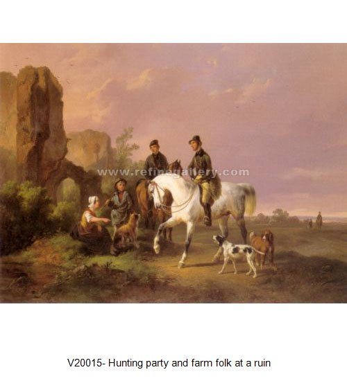 Wouterus Verschuur Jr Paintings Wholesale Oil Painting