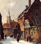 wholesale Adrianus Eversen paintings
