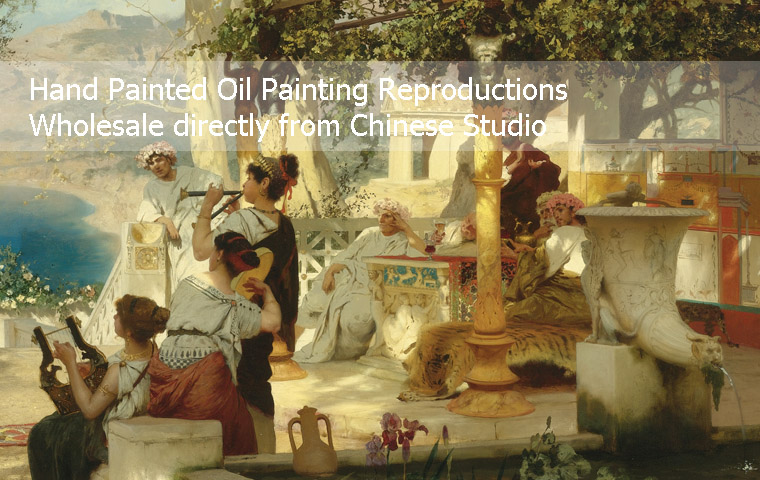 wholesale oil paintings
