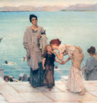Sir Lawrence Alma Tadema painting reproduction wholesale