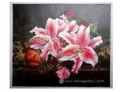 flower painting from photo I